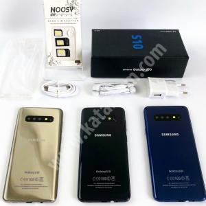849 TL GALAXY S10 , FULL EKRAN-FULL HD , MTK 6592,13 MP, 32 GB, SIFIR,KUTULU, KAPIDA ÖDEME